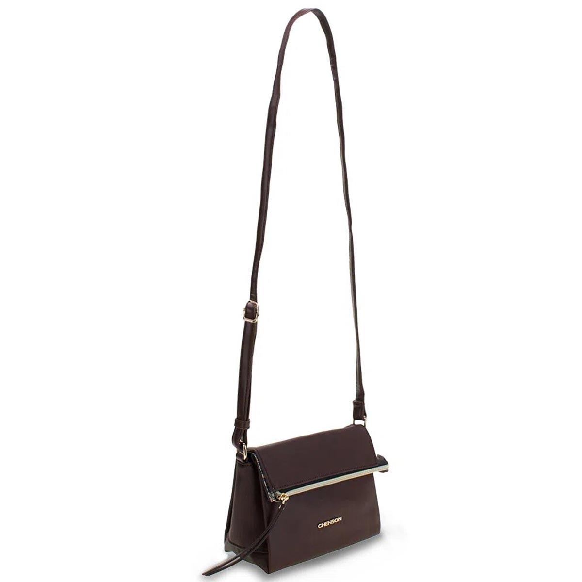 Bolsa Pequena Feminina Chenson Transversal