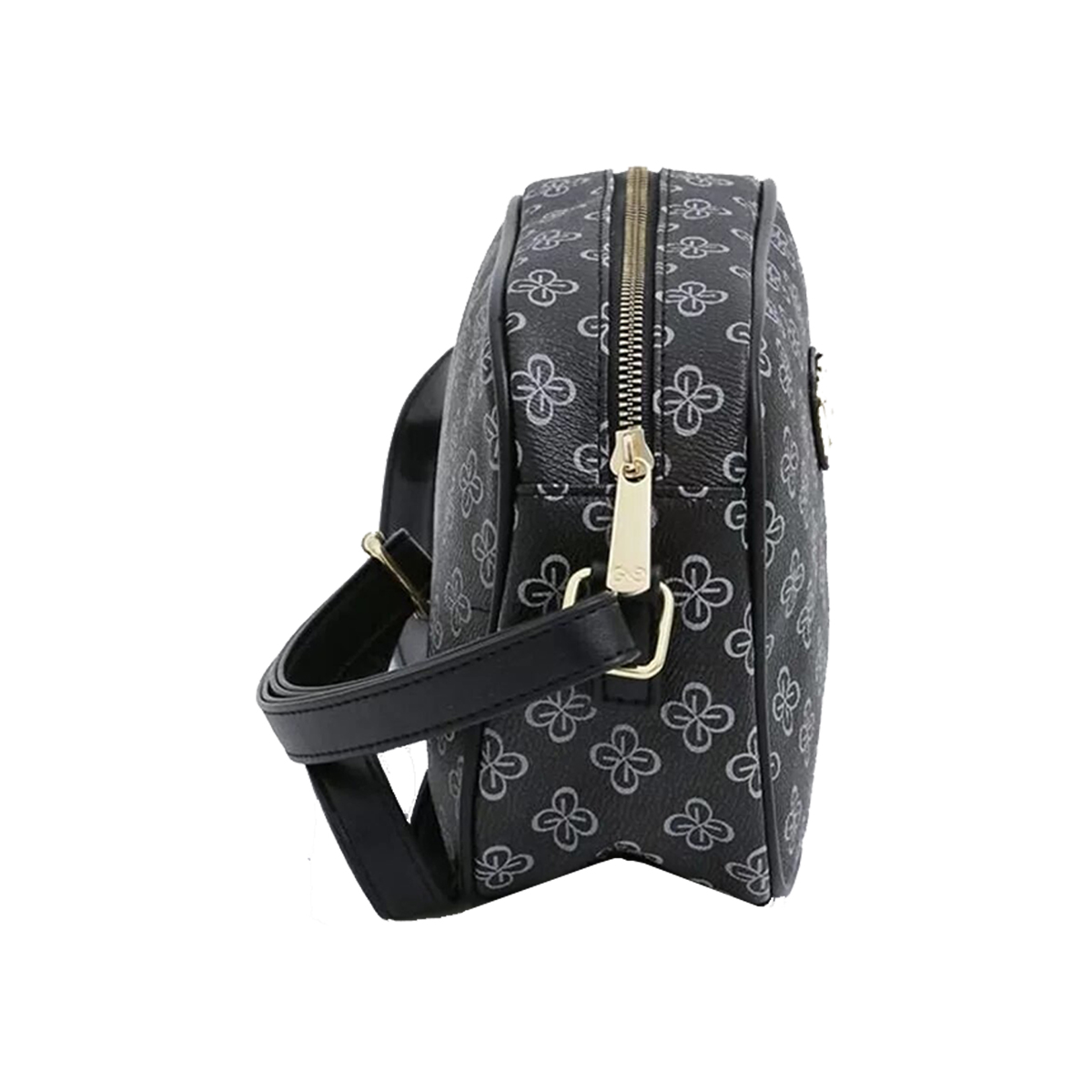 Bolsa Pequena Feminina Gash Transversal Estampada Original