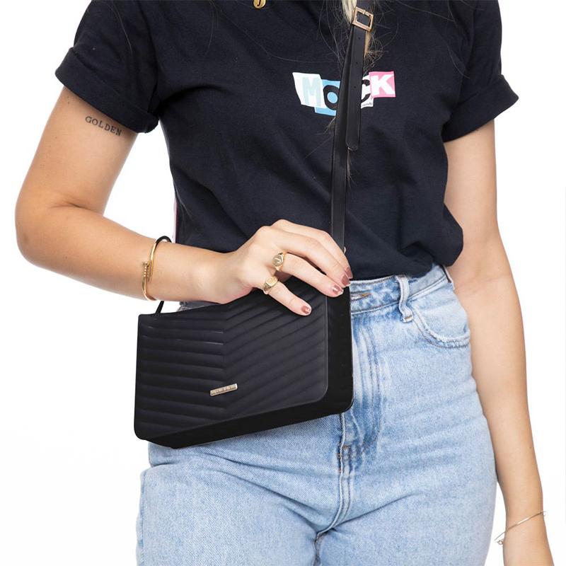 Bolsa Petite Jolie Hanna Feminina Pequena Transversal PJ10210