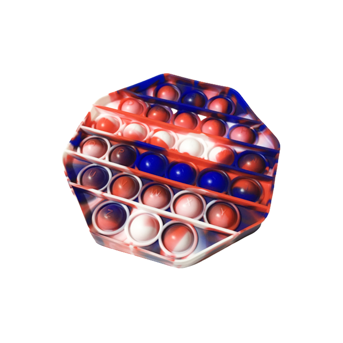 Brinquedo Anti Stress Ansiedade Alívio Pop It Fidget Colorido