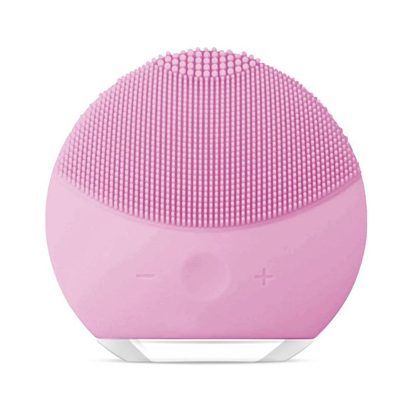 Escova Facial Elétrica Massagem Limpeza Esfoliante Recarregável