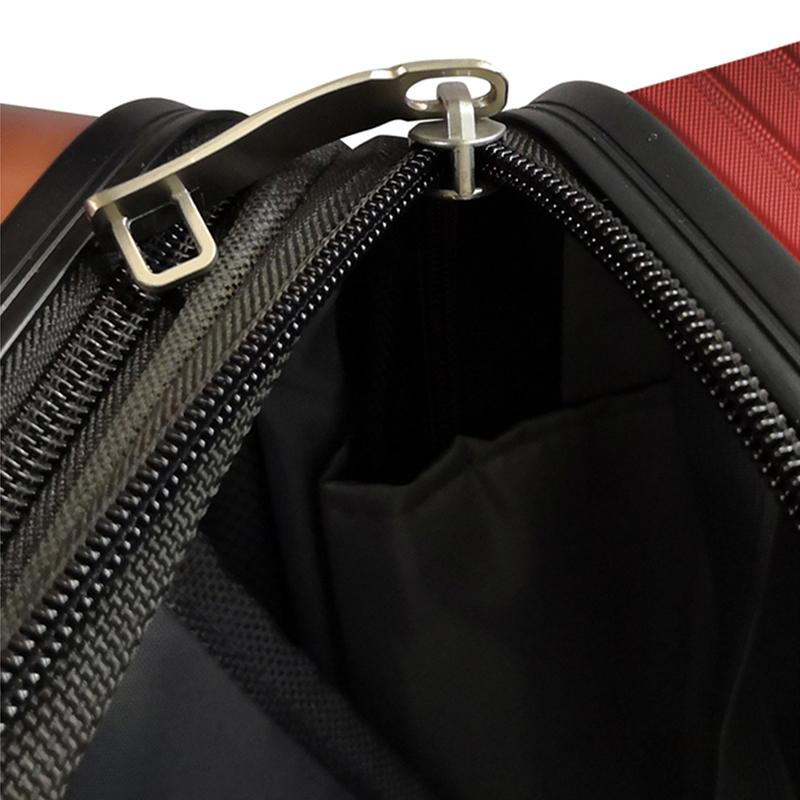 Jogo Com 3 Malas de Viagem Polo King Cintra Cadeado 360º MF10279PK