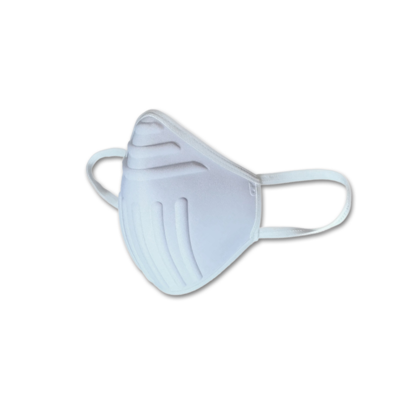 Kit 2 Máscaras Bojo Brasil Proteção Antiviral 50 Lavagens Unissex