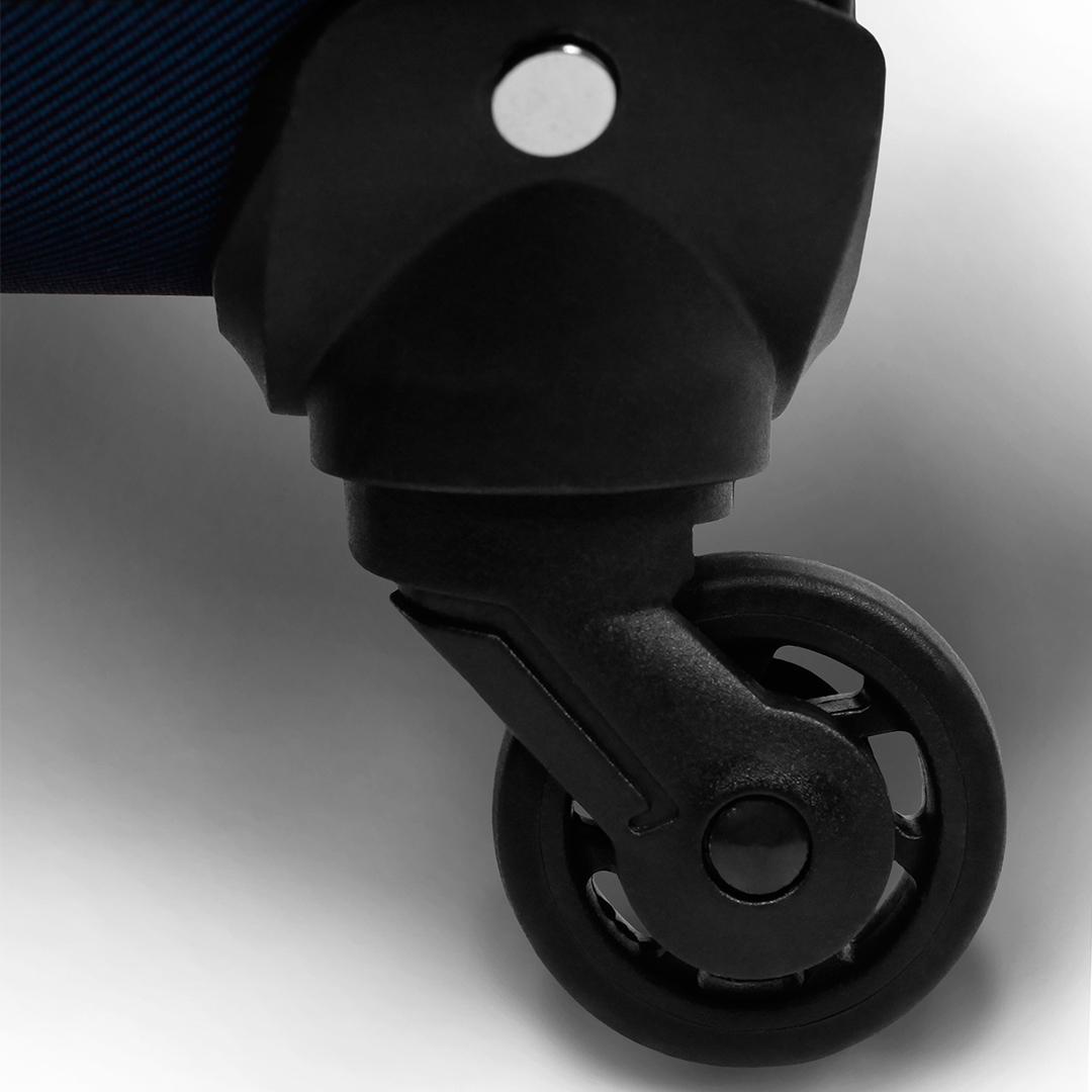 Mala de Viagem Protege c/ Rodas 360º