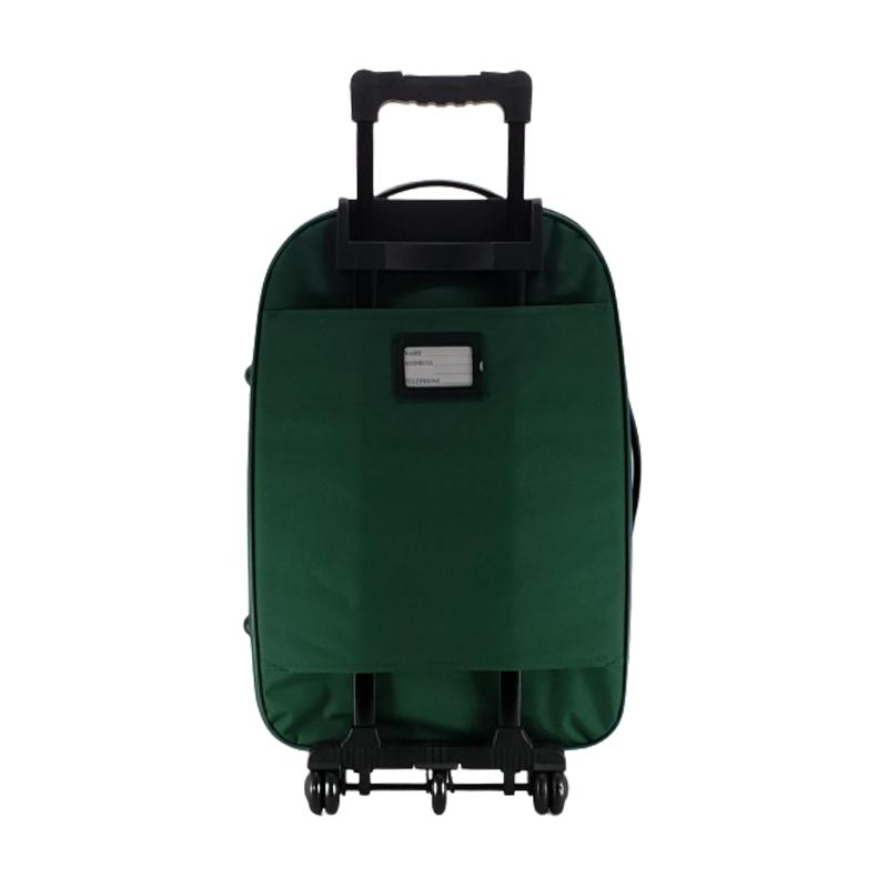 Mala de Viagem Rodinhas LXtravel Courage Verde MF10012LX P
