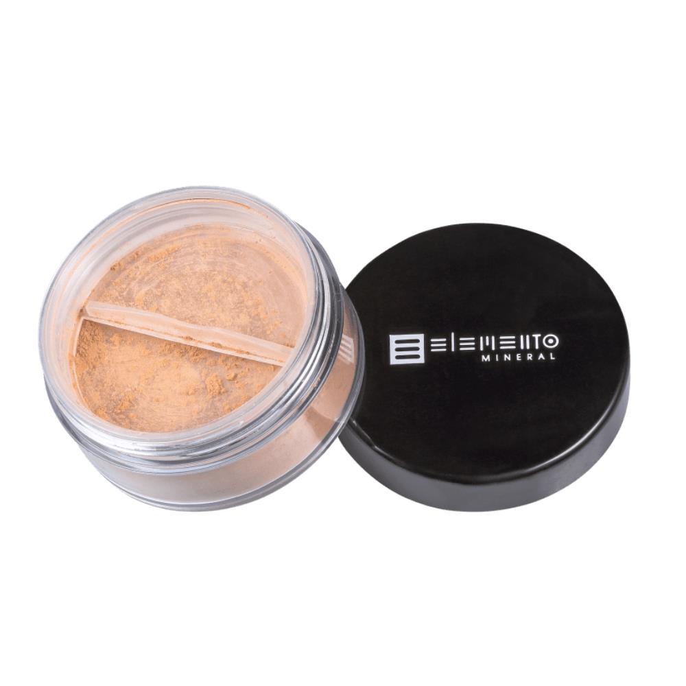 BB Powder Natural e Vegano Elemento Mineral Bege Médio Cool 8g