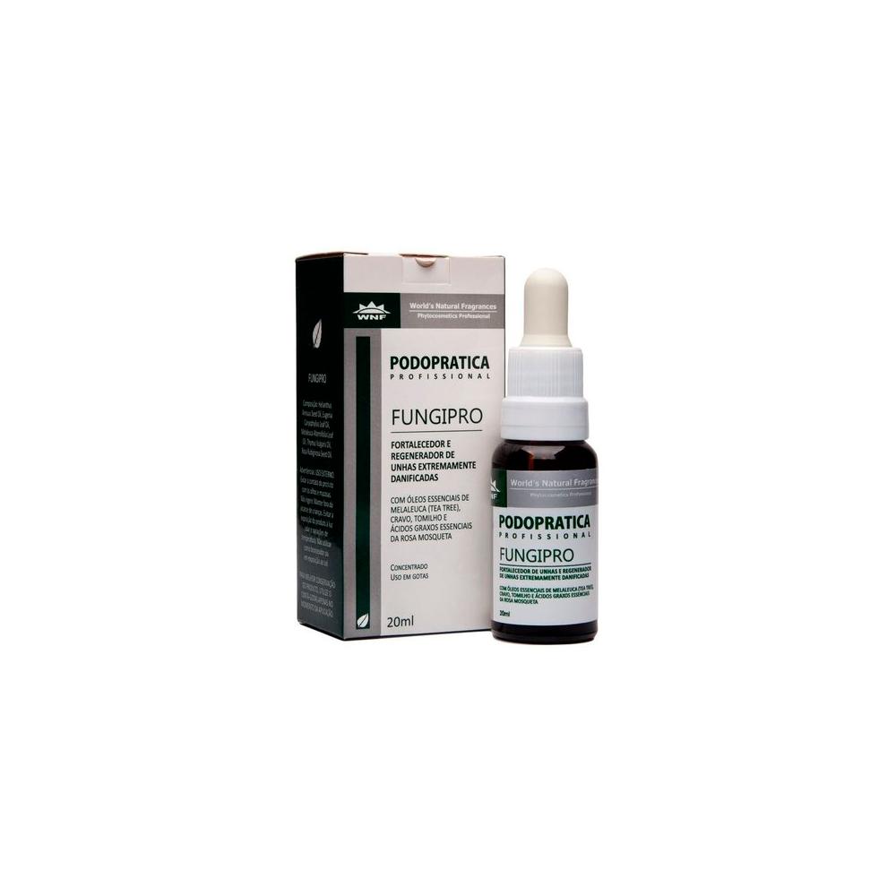 Fortalecedor e Regenerador de Unhas Danificadas Natural e Vegano Fungipro WNF  20 ml