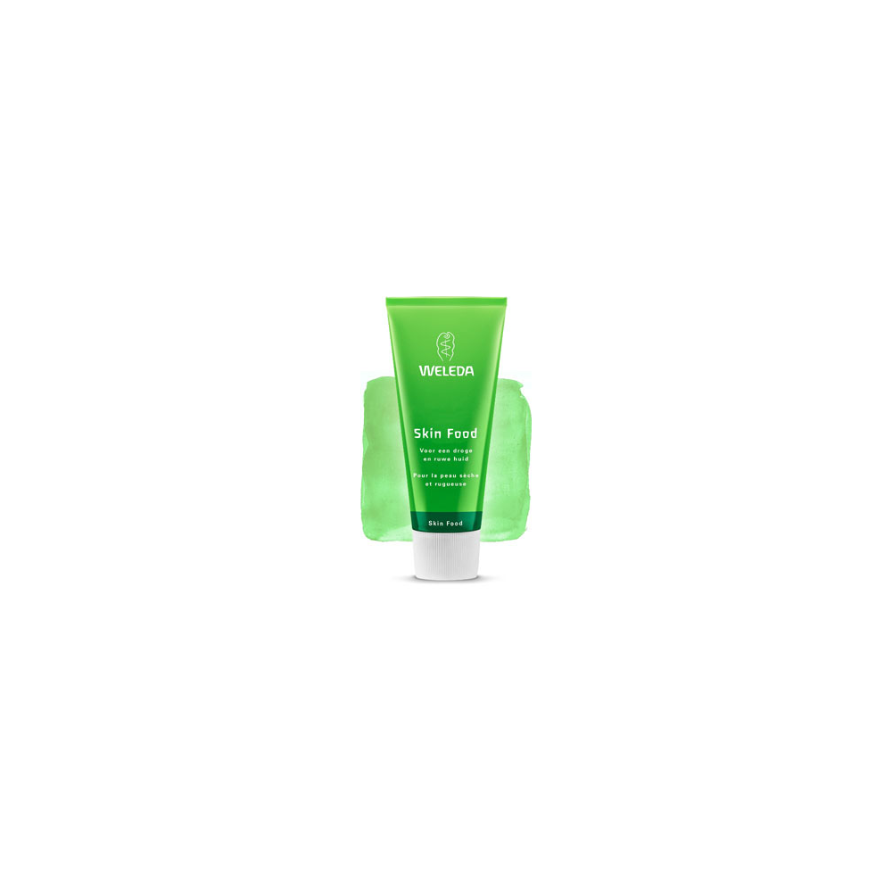 Hidratante Corporal e Facial Natural Weleda Skin Food 30 ml