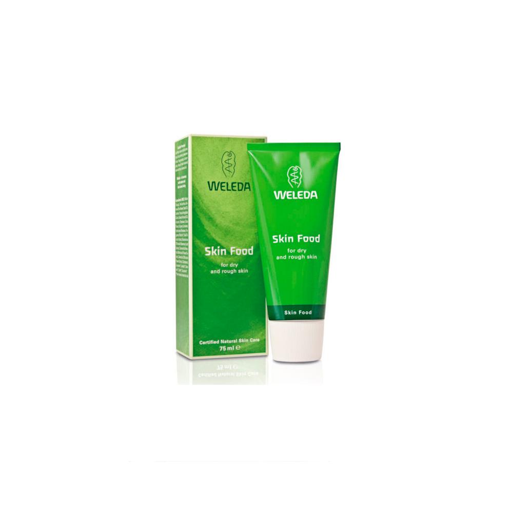Hidratante Corporal e Facial Natural Weleda Skin Food  75 ml