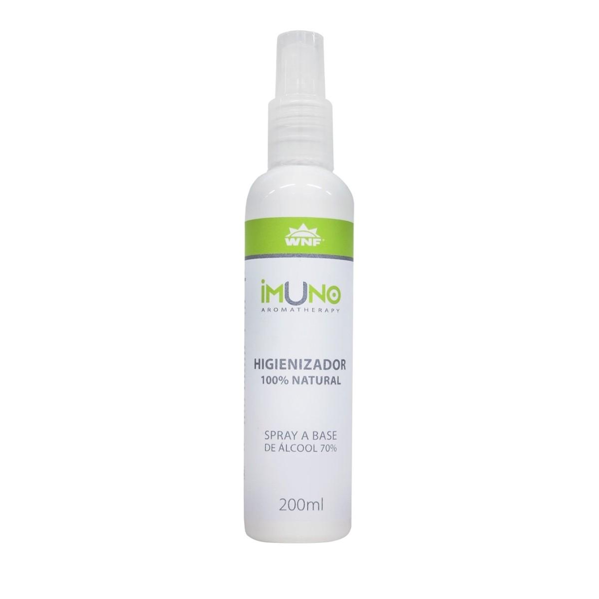 Higienizador Natural e Vegano Imuno WNF 200 ml