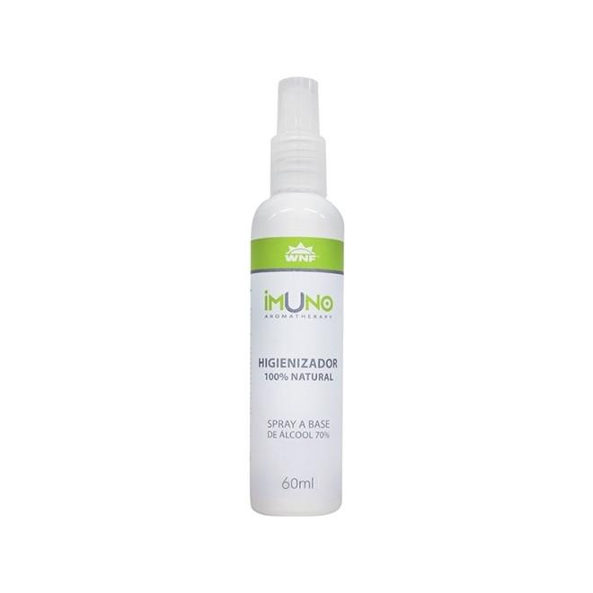 Higienizador Natural e Vegano Imuno WNF 60 ml