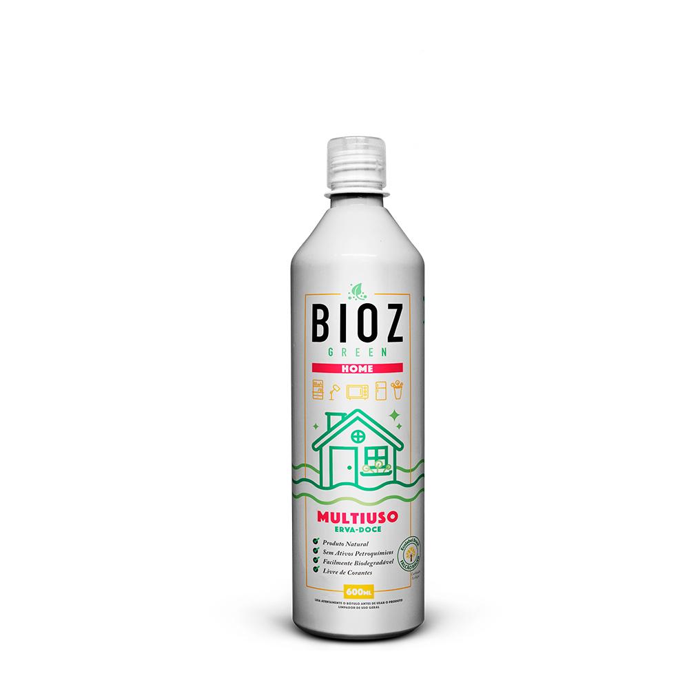 Limpador Multiuso Natural e Vegano BioZ Erva Doce 600 ml