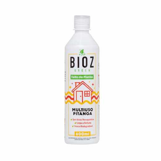 Limpador Multiuso Natural e Vegano BioZ Pitanga 600 ml