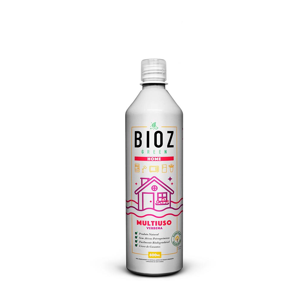 Limpador Multiuso Natural e Vegano BioZ Verbena 600 ml