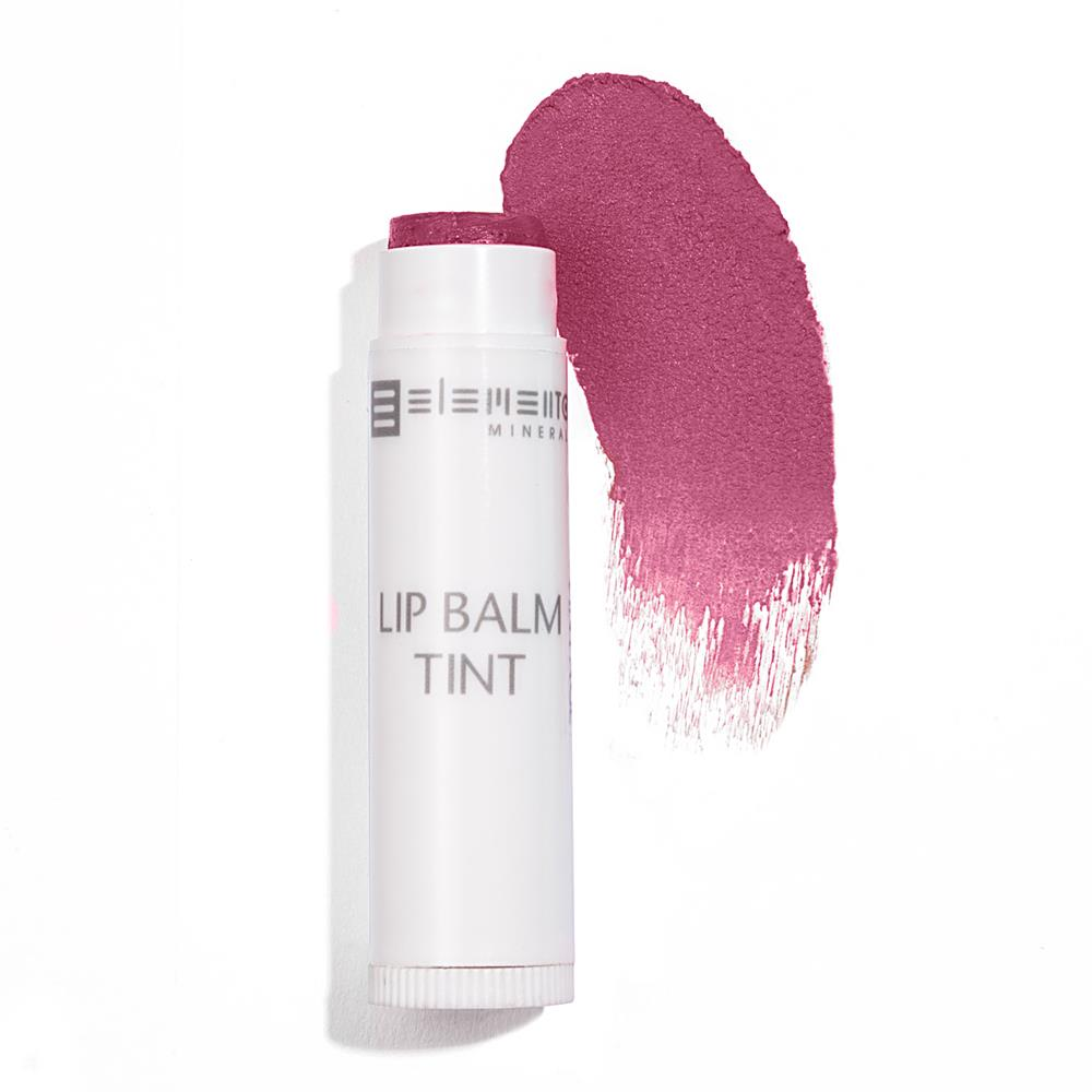 Lip Balm Natural Elemento Mineral Merlot (Vinho Transparente) 4,5g