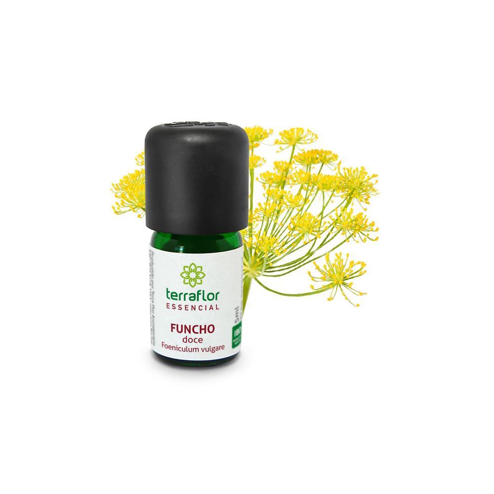 Óleo Essencial de Funcho Terra Flor 5 ml