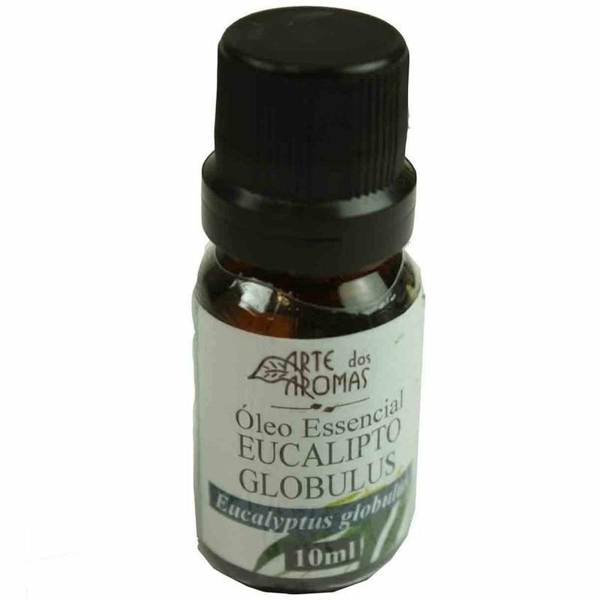 Óleo Essencial Eucalípto Globulus Arte dos Aromas 10 ml