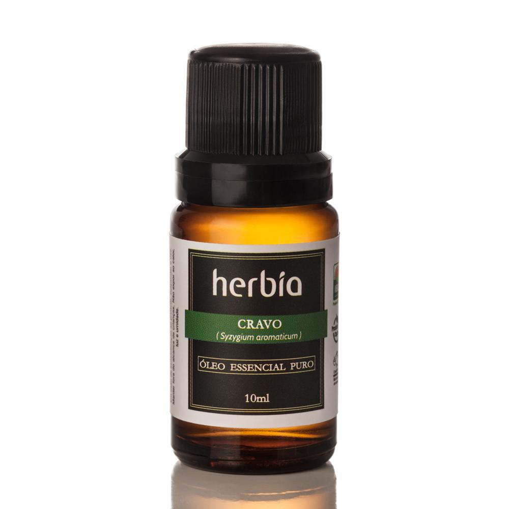 Óleo Essencial Herbia de Cravo 10 ml