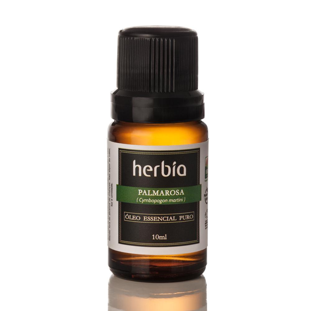 Óleo Essencial Herbia de Palmarosa 10 ml