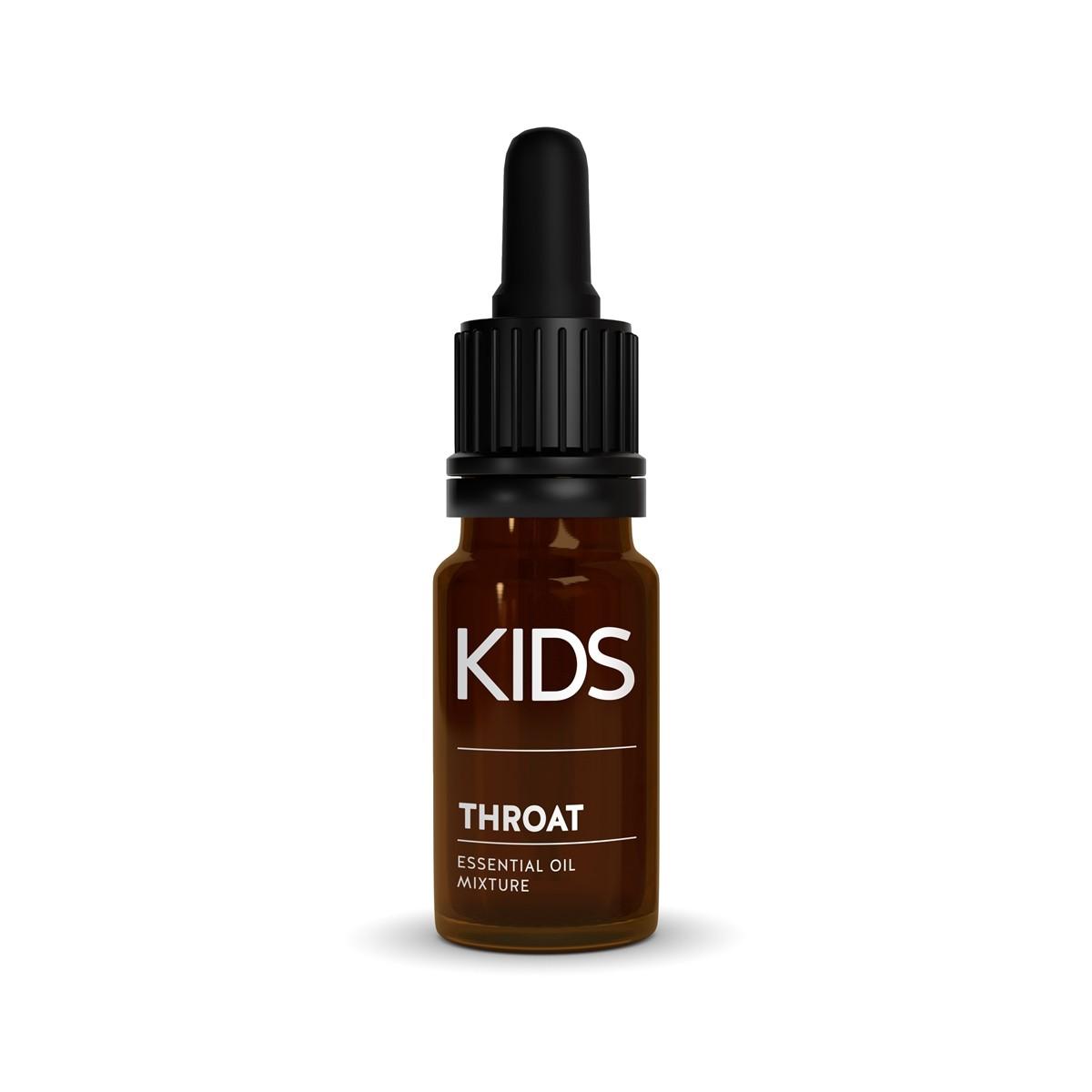 Óleo Essencial Natural e Vegano Infantil Dor De Garganta You & Oil 10 ml