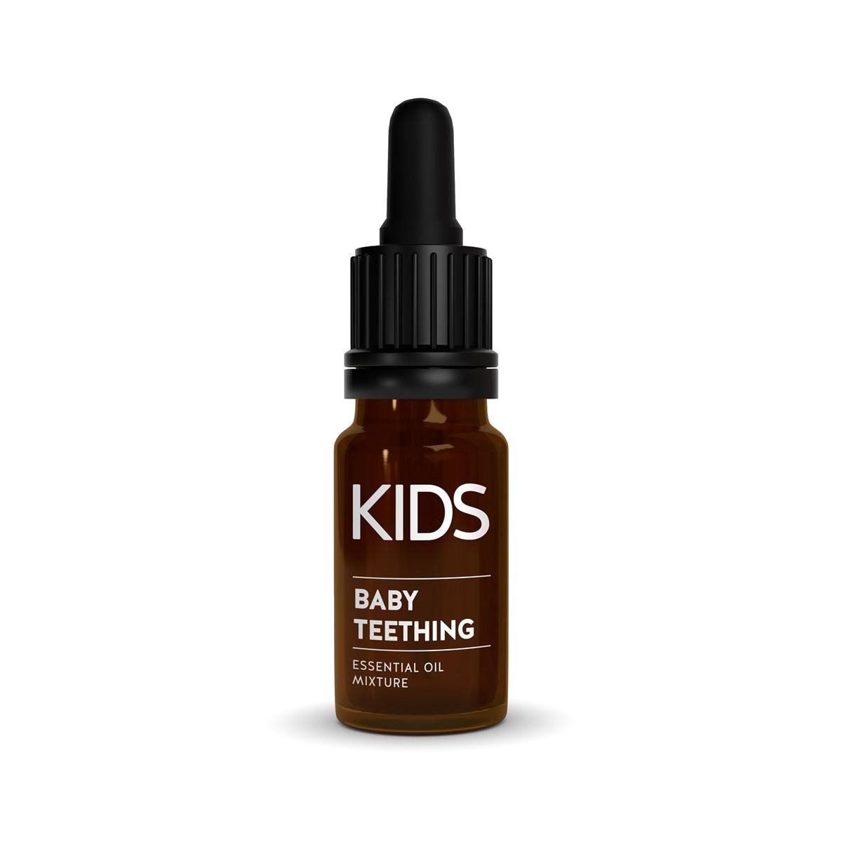 Óleo Essencial Natural e Vegano Infantil Primeiros Dentes You & Oil 10 ml