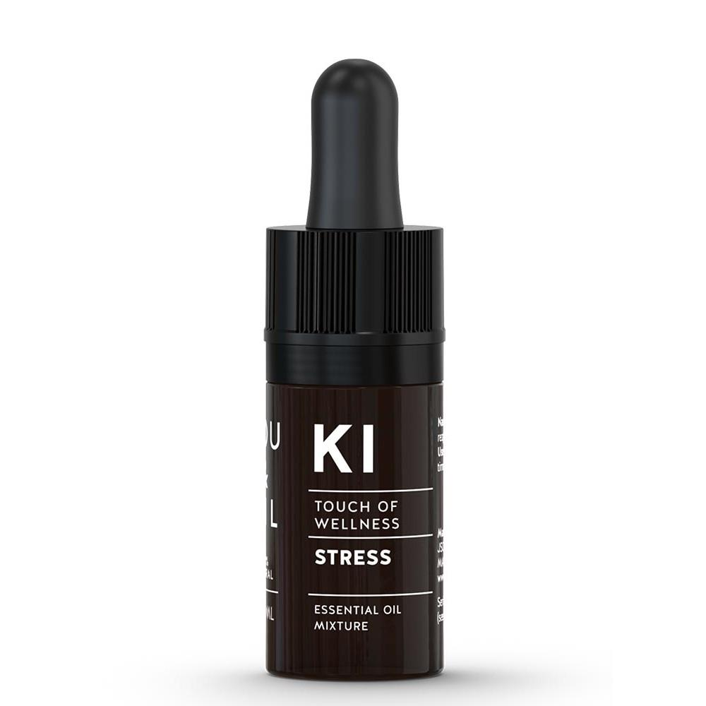 Óleo Essencial Natural e Vegano Ki Stress You & Oil 5 ml