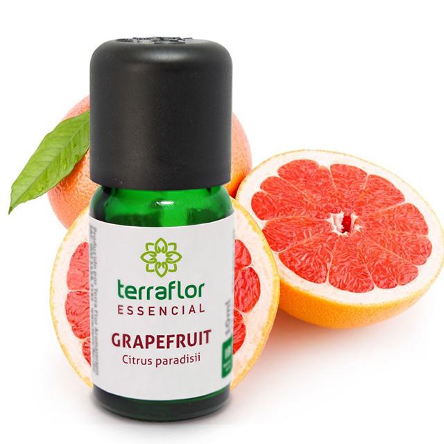 Óleo Essencial Natural e Vegano Terra Flor Grapefruit 10ml