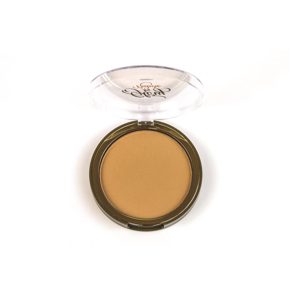 Pó Compacto Natural e Vegano Honey Glory by Nature 10 g
