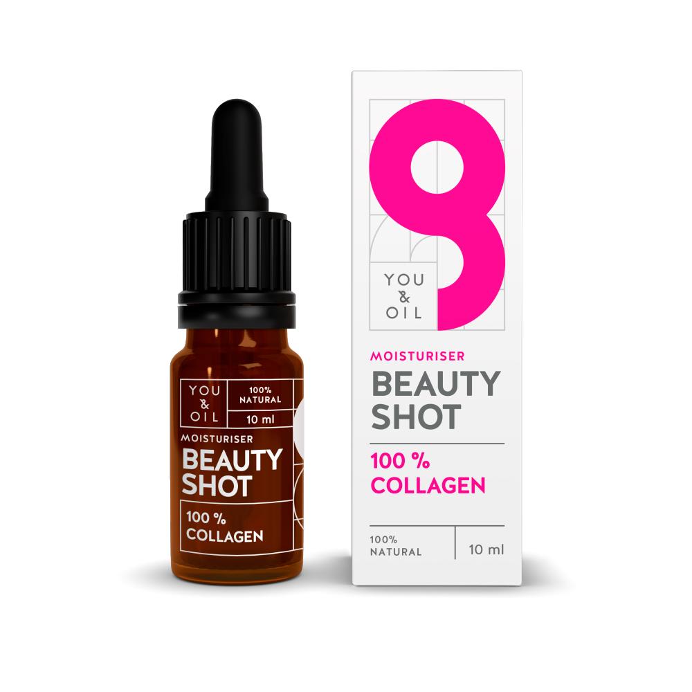 Sérum Facial Natural e Vegano Colágeno Beauty Shot  – You & Oil 10ml