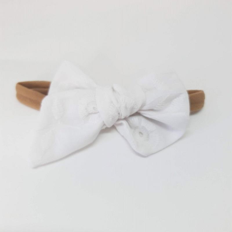 Laço Meia de Seda Laise Batizado