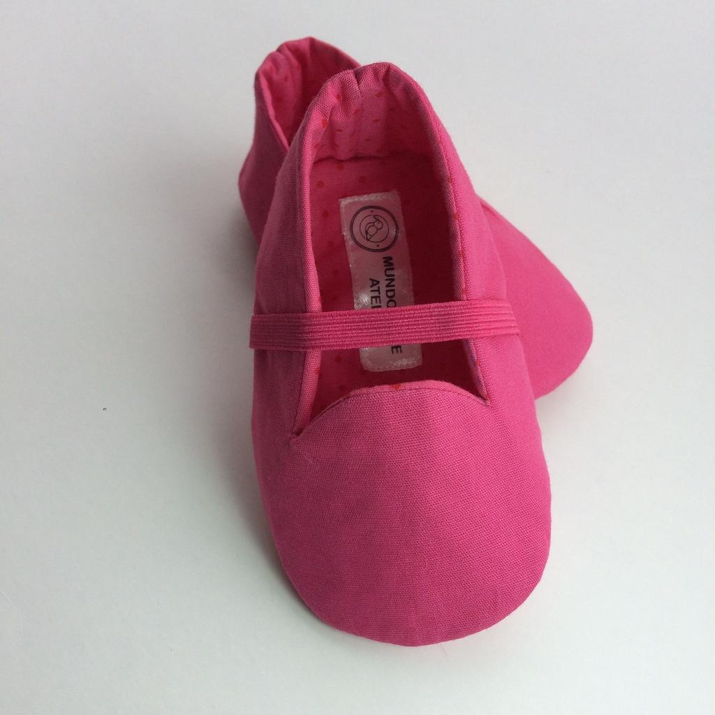Sapatinho Jujuba Pink