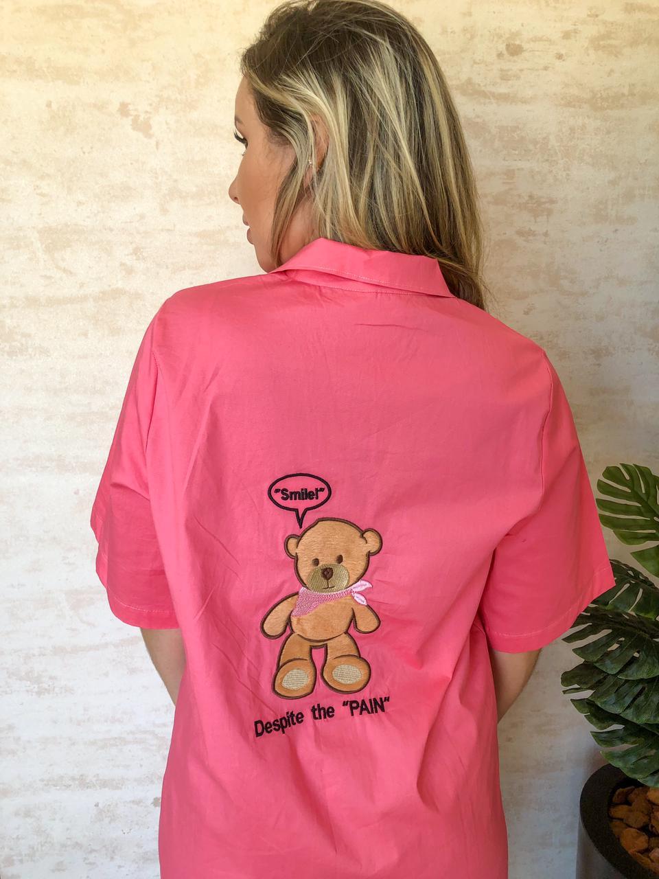 Chemise teddy bear