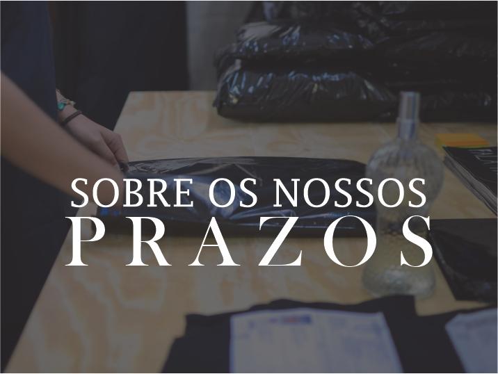 PRAZOS
