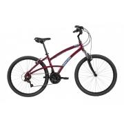 Bicicleta Caloi 400 Feminina Aro 26 21V - 2021 - Vinho