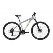 Bicicleta Caloi Explorer Sport Aro 29 24V - Prata