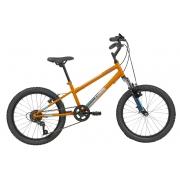 Bicicleta Caloi Snap Aro 20 7V - Amarelo