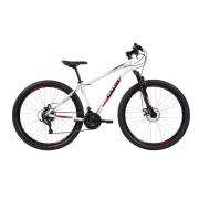Bicicleta Caloi Vulcan Aro 29 21V - Preta ou Branca