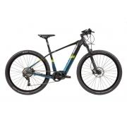 Bicicleta Elétrica Caloi E-vibe Elite Aro 29 10V - 2021 - Preto e Verde