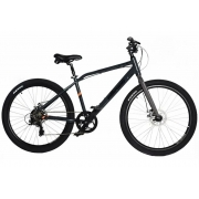 Bicicleta Elleven Venice Urbana Aro 27,5 7V - Preta