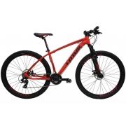 Bicicleta Lotus Aluminium Aro 29 21V - Vermelho