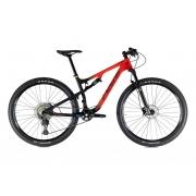 Bicicleta Oggi Carbon Cattura Sport Aro 29 12V - 2021 - Preto e Vermelho