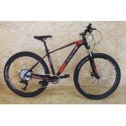 Bicicleta South XC880 Aro 29 12V - Preta e Vermelho