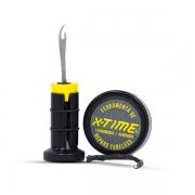 Kit de Ferramentas de Reparo Tubeless X-time com 10 reparos