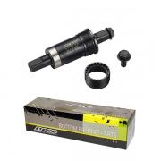 Movimento Central Neco Aço Selado Eixo 122,5mm Completo