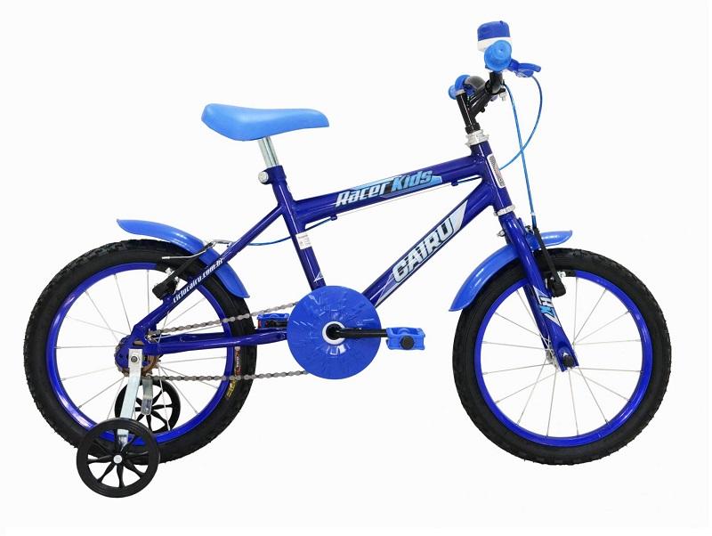 Bicicleta Cairu Racer Kids Aro 16 - Azul