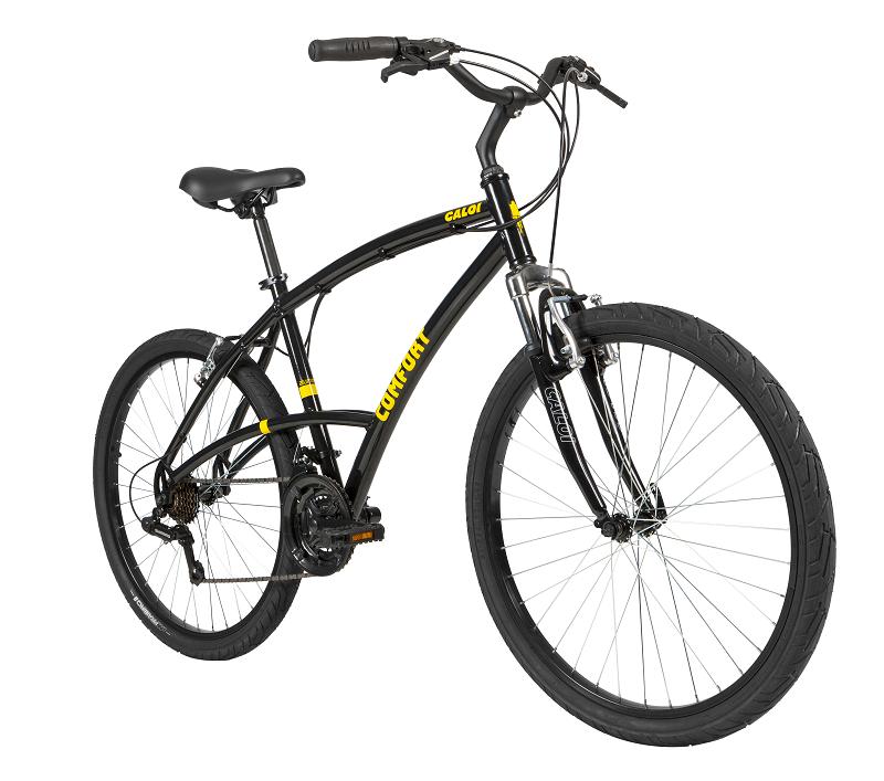 Bicicleta Caloi 400 Aro 26 21V