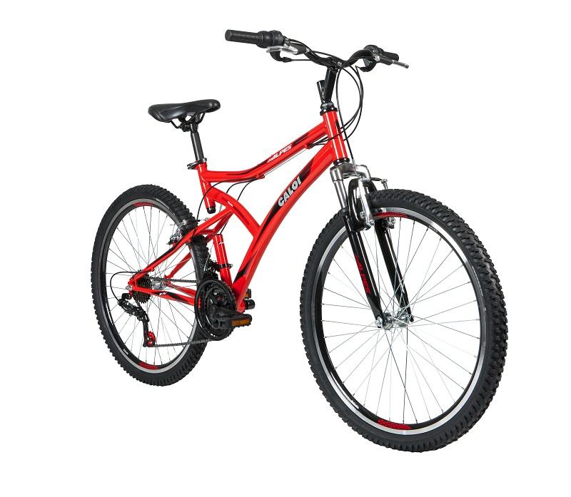 Bicicleta Caloi Alpes Aro 26 21V