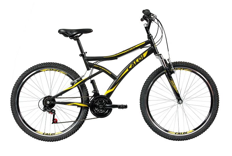 Bicicleta Caloi Andes Aro 26 21V