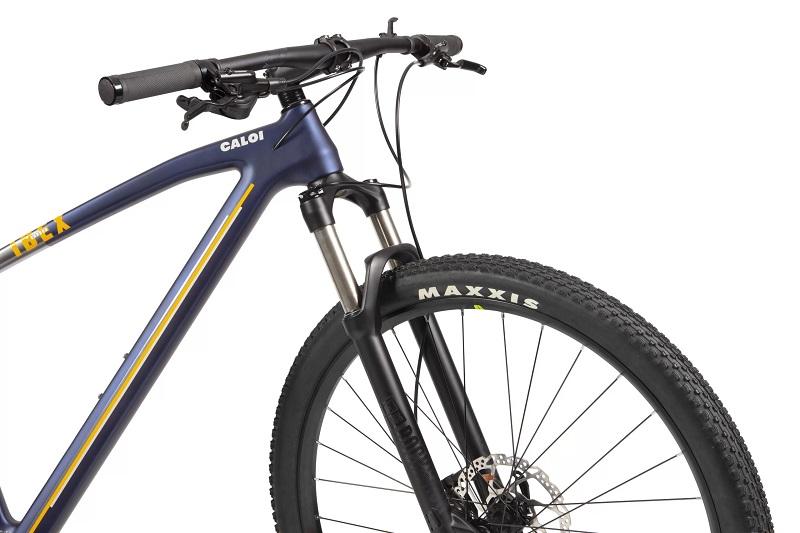 Bicicleta Caloi Carbon Ibex Aro 29 12V - 2021