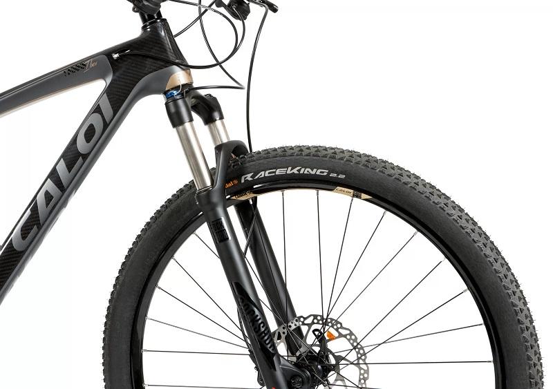 Bicicleta Caloi Carbon Ibex Aro 29 20V